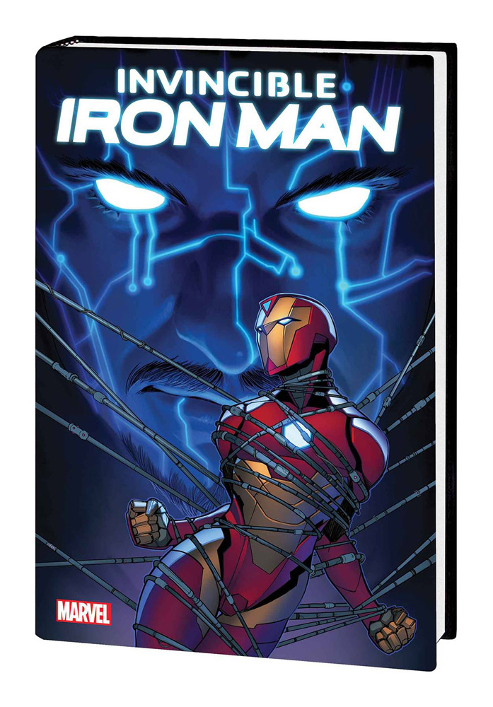 Image: Invincible Iron Man: Ironheart Vol. 02 - Choices HC  - Marvel Comics