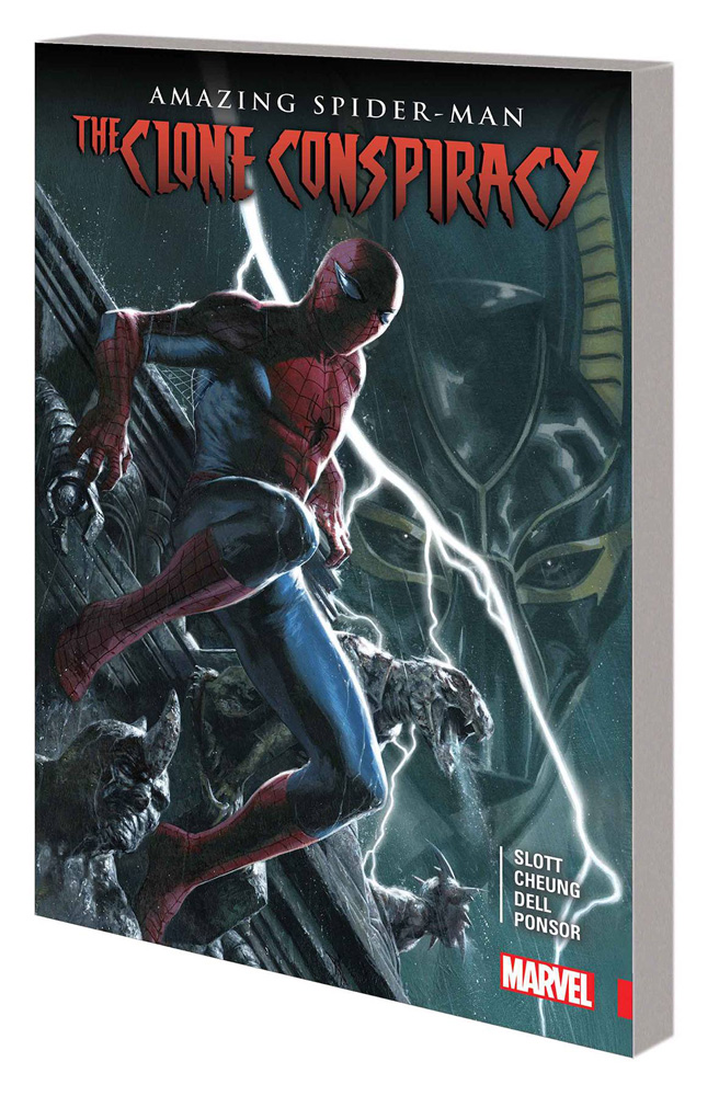 Image: Amazing Spider-Man: The Clone Conspiracy SC  - Marvel Comics
