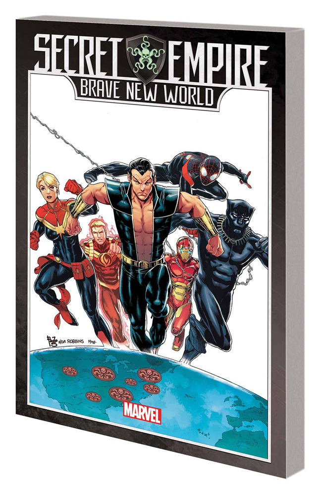 Image: Secret Empire: Brave New World SC  - Marvel Comics