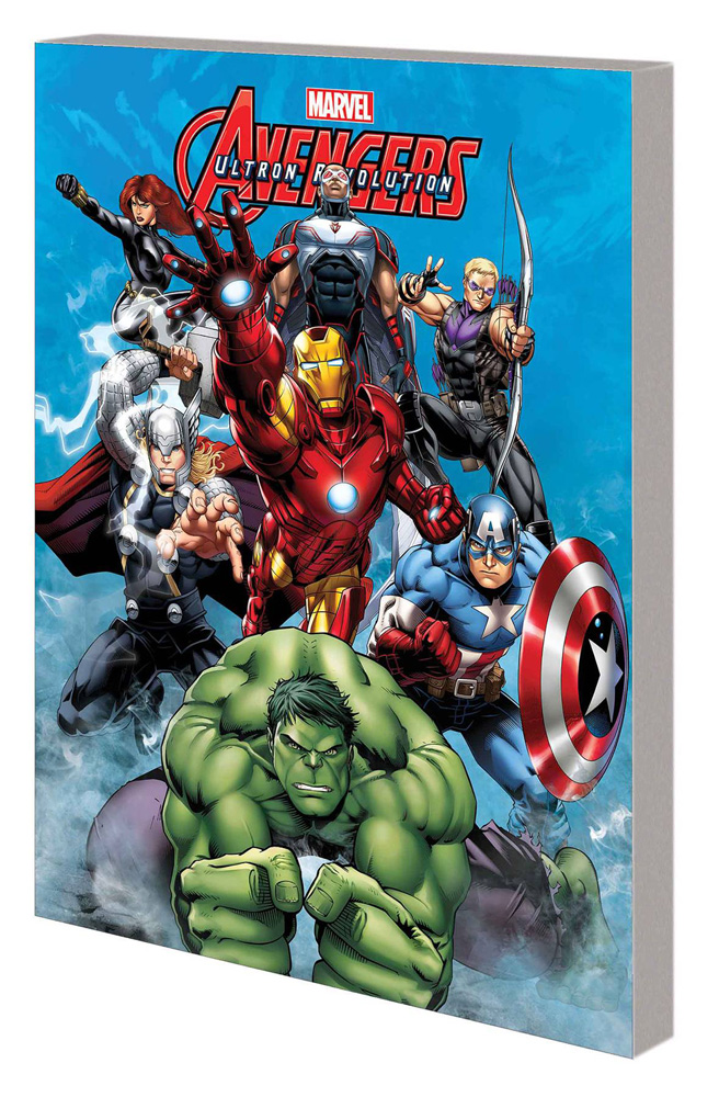 Image: Marvel Universe Avengers: Ultron Revolution Vol. 03 SC  - Marvel Comics