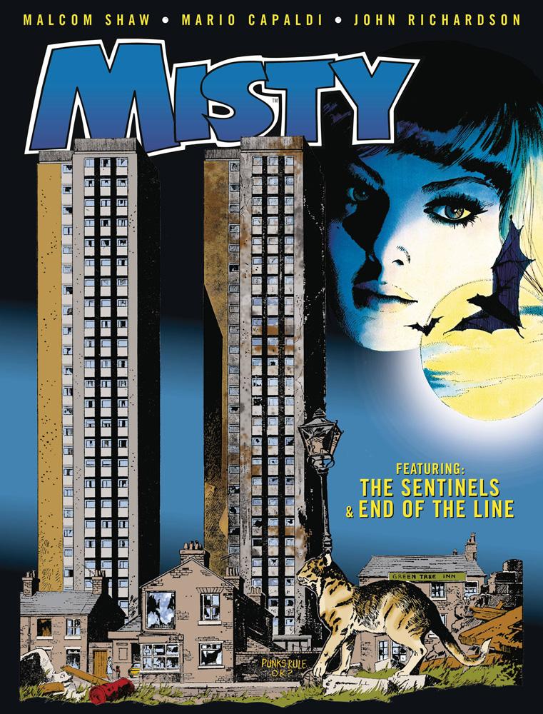 Misty Vol. 2