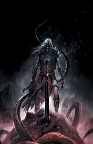 Image: Elric: The Balance Lost #2 (10-copy incentive cover) (v10)