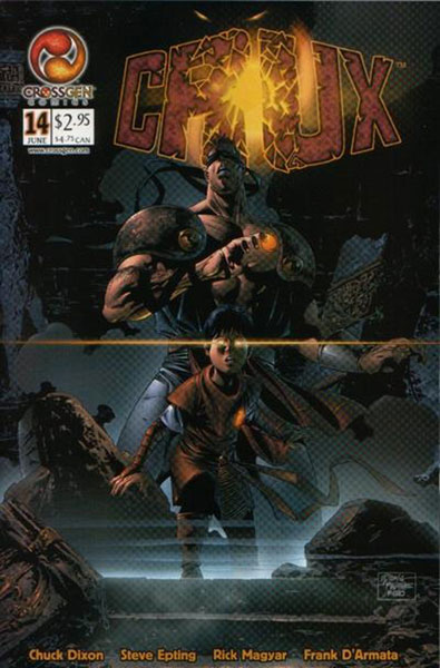 Image: Crux #14 - Crossgen Entertainment