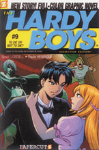 Image: Hardy Boys Vol. 09: To Die or Not to Die? SC  - Papercutz