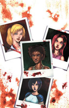 Image: Final Girl #2 - Antarctic Press