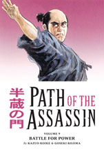 Image: Path of the Assassin Vol. 09 SC  - Dark Horse