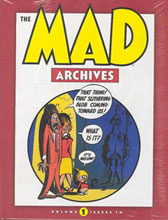 Image: Mad Archives Vol. 01 HC