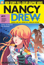 Image: Nancy Drew Graphic Novel #11: Monkey Wrench Blues SC  - Papercutz