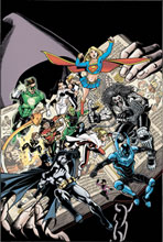 Image: Brave and the Bold Vol. 01: Lords of Luck HC  - DC Comics