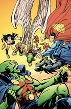 Image: JLA Classified #45
