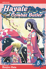 Image: Hayate the Combat Butler Vol. 05 SC  - Viz Media LLC