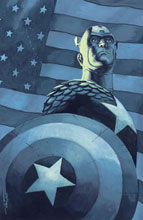 Image: Captain America: Chosen #4 - Marvel Comics
