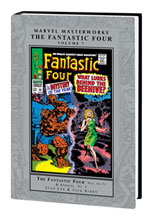 Image: Marvel Masterworks: Fantastic Four Vol. 07 HC  - Marvel Comics