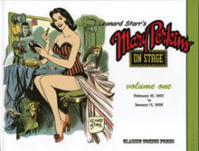 Image: Leonard Starr's Mary Perkins on Stage Vol. 01 SC  - Classic Comics Press Inc