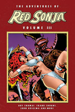 Image: Adventures of Red Sonja Vol. 03 SC  - D. E./Dynamite Entertainment