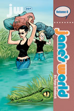 Image: Jane's World Vol. 08 SC  - Girl Twirl Comics