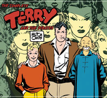 Image: Complete Terry & the Pirates Vol. 02: 1937-1938 HC  - IDW Publishing