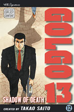 Image: Golgo 13 Vol. 12: Shadow of Death SC  - Viz Media LLC