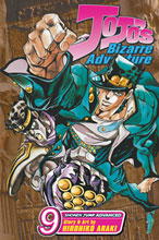 Image: Jojo's Bizarre Adventure Vol. 09 SC  - Viz Media LLC