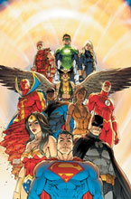 Image: Justice League of America: The Lightning Saga HC  - DC Comics
