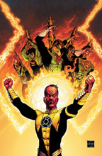 Image: Green Lantern: The Sinestro Corps War Vol. 01 HC  - DC Comics