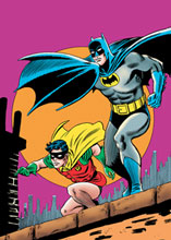 Image: Showcase Presents: Robin, the Boy Wonder Vol. 01 SC  - DC Comics