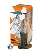 Image: Classic Comic Book Characters Statue #11: Ghost  -