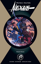 Image: Nexus Archives Vol. 07 HC  - Dark Horse