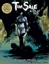 Image: Tim Sale: Black & White - Revised Edition HC  - Image Comics
