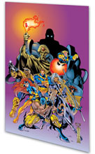 Image: X-Men: The Complete Onslaught Epic Book 1 SC  - Marvel Comics