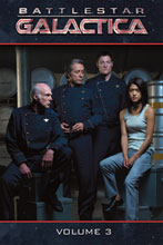Image: Battlestar Galactica Vol. 03 SC  (photo cover) - D. E./Dynamite Entertainment