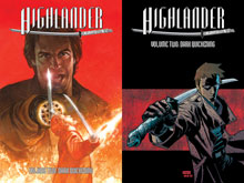 Image: Highlander Vol. 02: Dark Quickening SC  - D. E./Dynamite Entertainment
