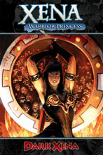 Image: Xena, Warrior Princess Vol. 02: Dark Xena SC  - D. E./Dynamite Entertainment