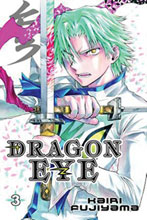 Image: Dragon Eye Vol. 03 SC  - Del Rey Manga