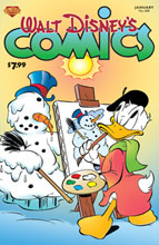 Image: Walt Disney's Comics & Stories #688 - Gemstone Publishing