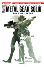 Image: Metal Gear Solid: Sons of Liberty Vol. 02 SC  - IDW Publishing