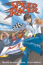 Image: Speed Racer SC  - Seven Seas Entertainment LLC