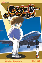 Image: Case Closed Vol. 21 SC  - Viz Media LLC