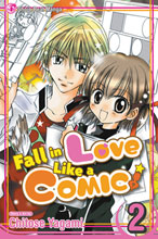 Image: Fall in Love Like a Comic Vol. 02 SC  - Viz Media LLC