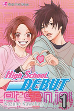 Image: High School Debut Vol. 01 SC  - Viz Media LLC