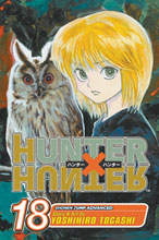 Image: Hunter X Hunter Vol. 18 SC  - Viz Media LLC