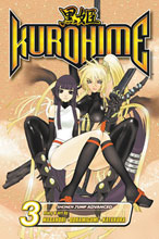 Image: Kurohime Vol. 03 SC  - Viz Media LLC
