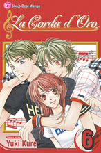 Image: La Corda Doro Vol. 06 SC  - Viz Media LLC