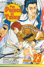 Image: Prince of Tennis Vol. 23 SC  - Viz Media LLC