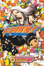 Image: Reborn! Vol. 06 SC  - Viz Media LLC