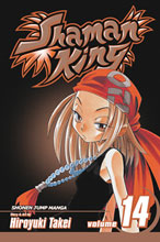 Image: Shaman King Vol. 14 SC  - Viz Media LLC
