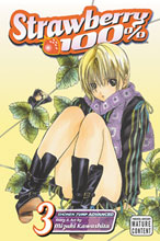 Image: Strawberry 100 Vol. 03 SC  - Viz Media LLC