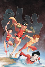 Image: Teen Titans: Year One #1 - DC Comics