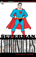 Image: Superman Chronicles Vol. 04 SC  - DC Comics