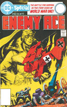 Image: Showcase Presents: Enemy Ace Vol. 01 SC  - DC Comics